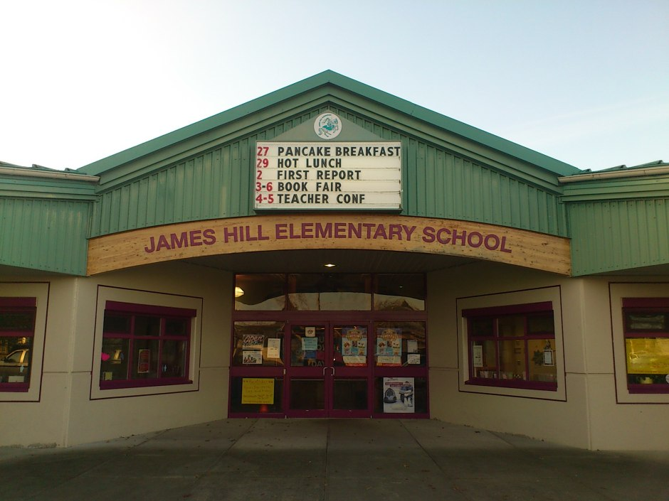 James Hill Elementary